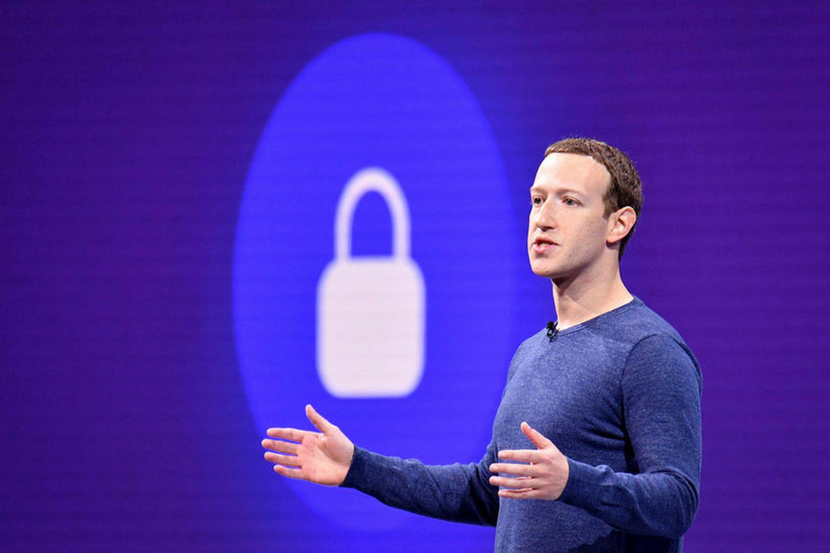 Mark Zuckerberg segist nú tilbúinn að koma á fund ESB …