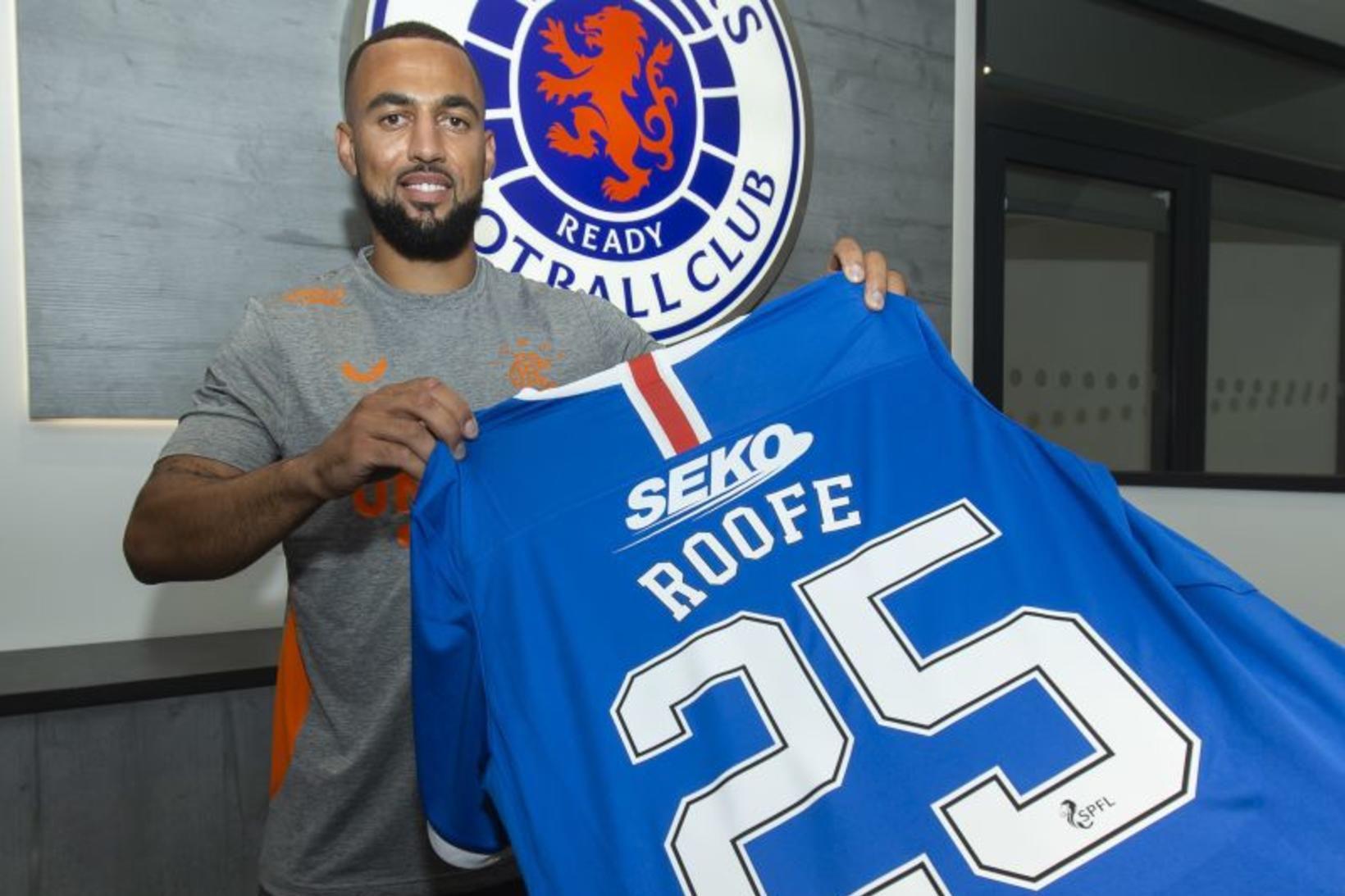 Kemar Roofe er orðinn leikmaður Rangers í Skotlandi.
