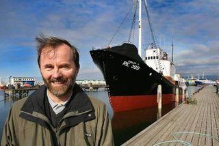 Kristján Loftsson er viss um að afurðirnar komist á markað.