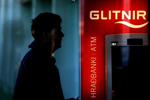 Glitnir was one of Iceland's three major banks that collapsed back in 2008.