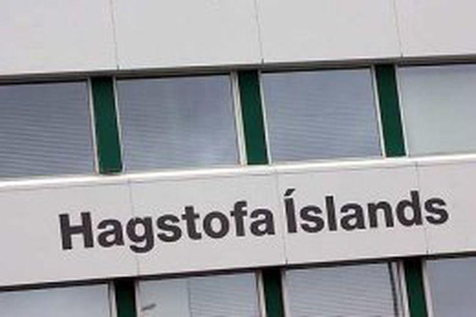 Hagstofa Íslands