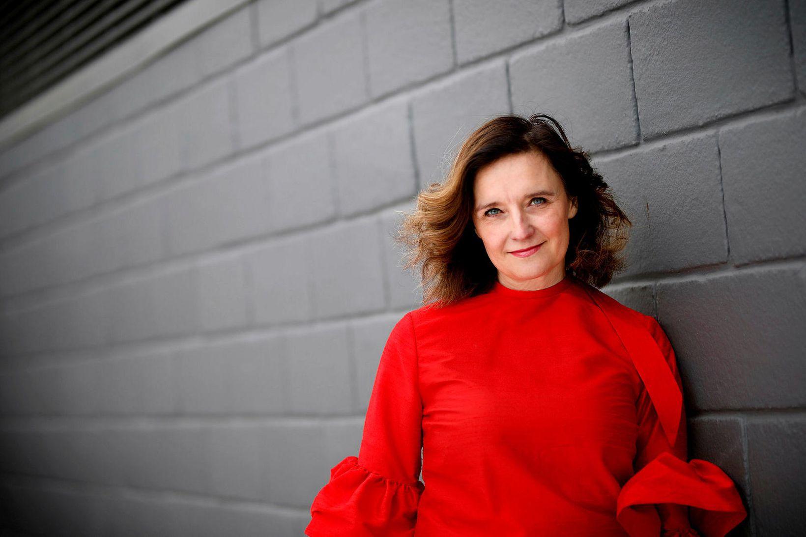 Marta Nordal leikhússtjóri Leikfélags Akureyrar.