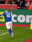 Gylfi kom að fyrsta marki Everton (myndskeið)