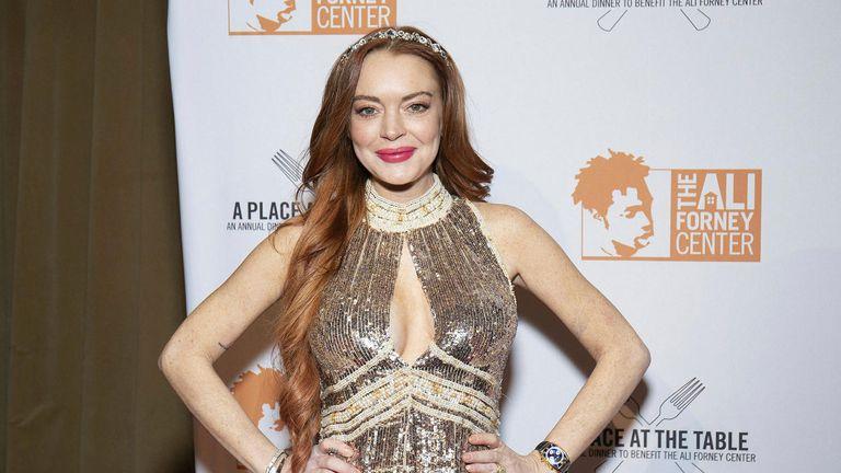 Lindsay Lohan snýr aftur á skjáinn