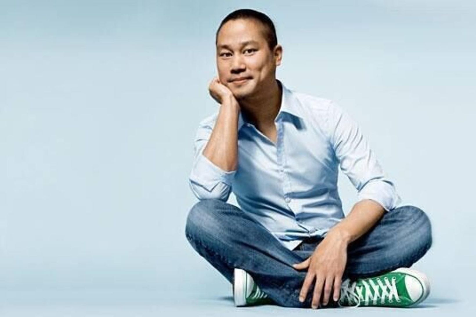 Tony Hsieh var einungis 46 ára gamall þegar hann lést.