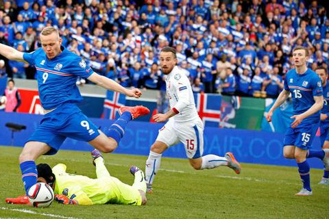 Iceland now ranks nr. 20 at FIFA's list.