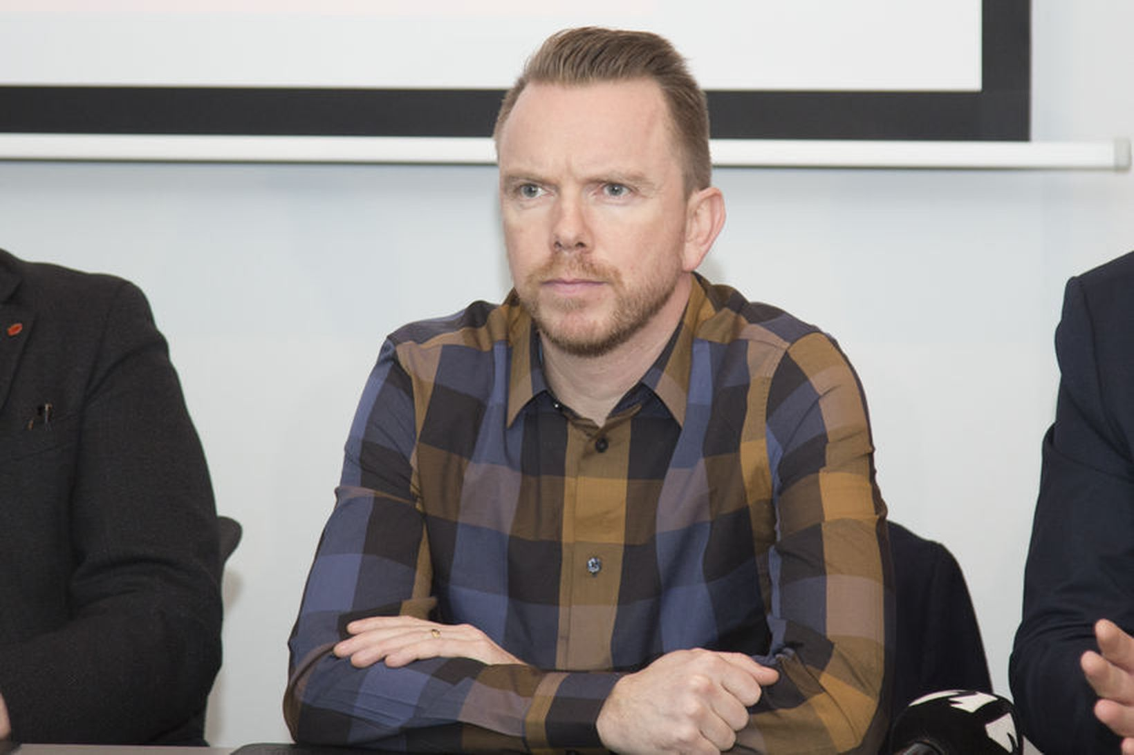 Ragnar Þór Ingólfsson segist vera kominn með nóg af stjórnmálaástandinu …