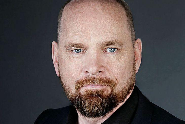 Þórarinn Ævarsson.