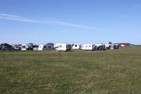 Stokkseyri Camping site