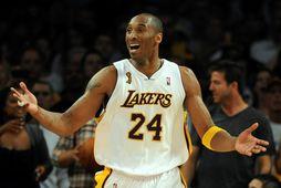 Kobe Bryant er látinn, 41 árs að aldri.