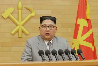 Kim Jong-un, leiðtogi Norður-Kóreu, er væntanlega ekki sáttur við aðgerðir Bandaríkjanna.