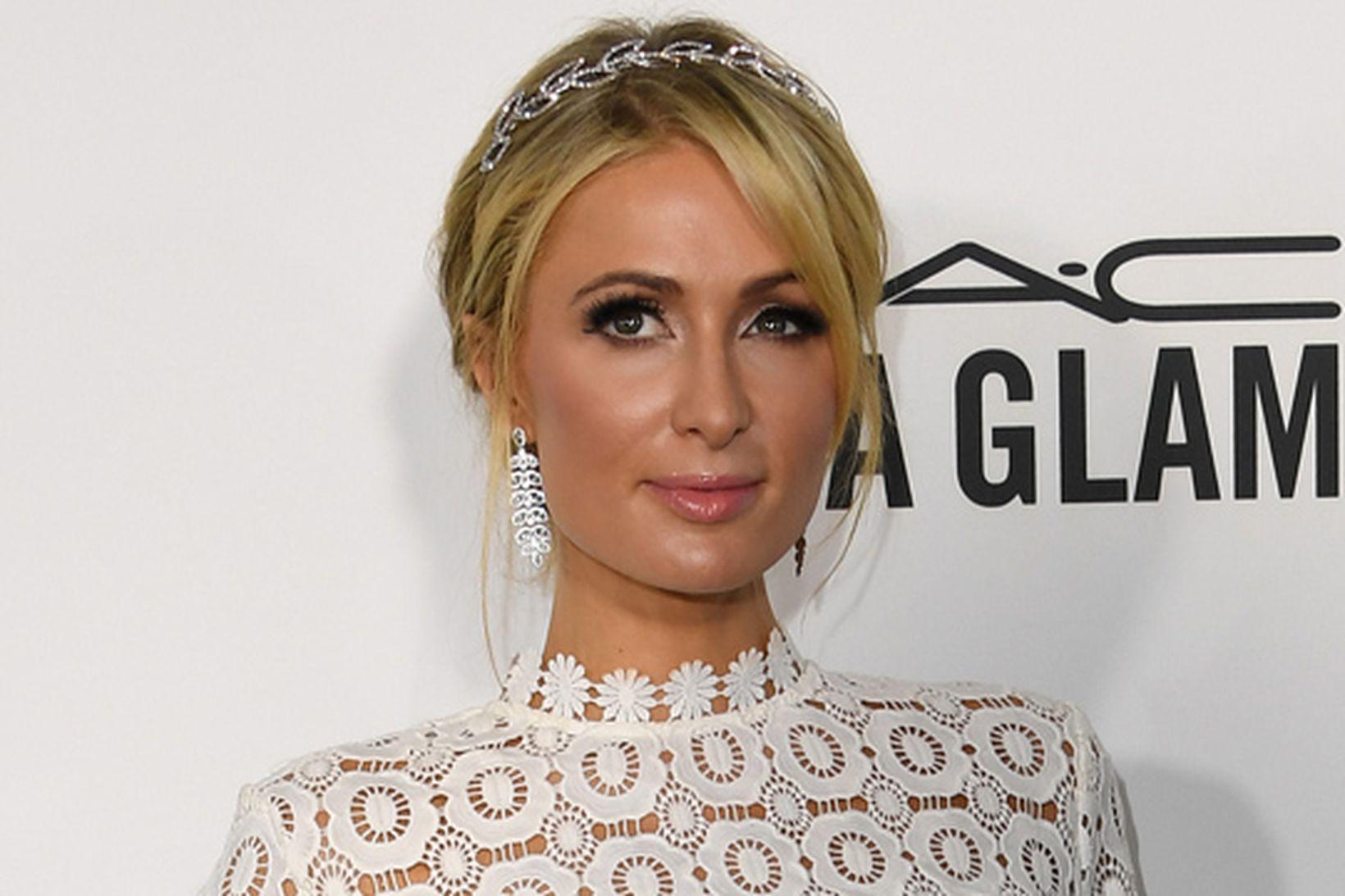 Paris Hilton ætlar að nefna dóttur sína London.