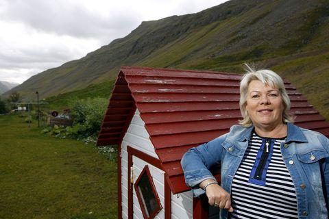Lilja Rafney Magnúdóttir.