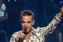 Robbie Williams dvelur nú í Sviss af ótta við COVID-19.