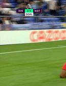 Mörkin: Watford gekk frá Everton