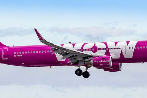 Troublesome times for WOW air.