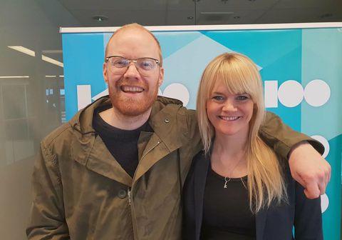 Gaukur Úlfarsson & Birta Björnsdóttir