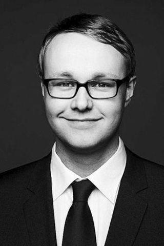 Ólafur Örn Nielsen, formaður SUS