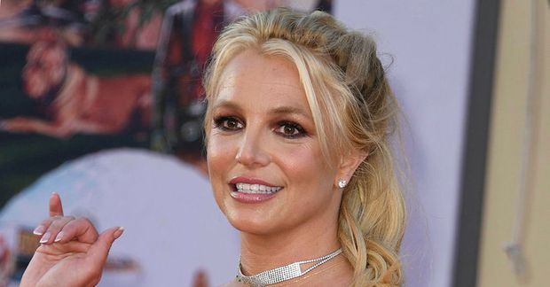 Britney Spears á tvo syni.