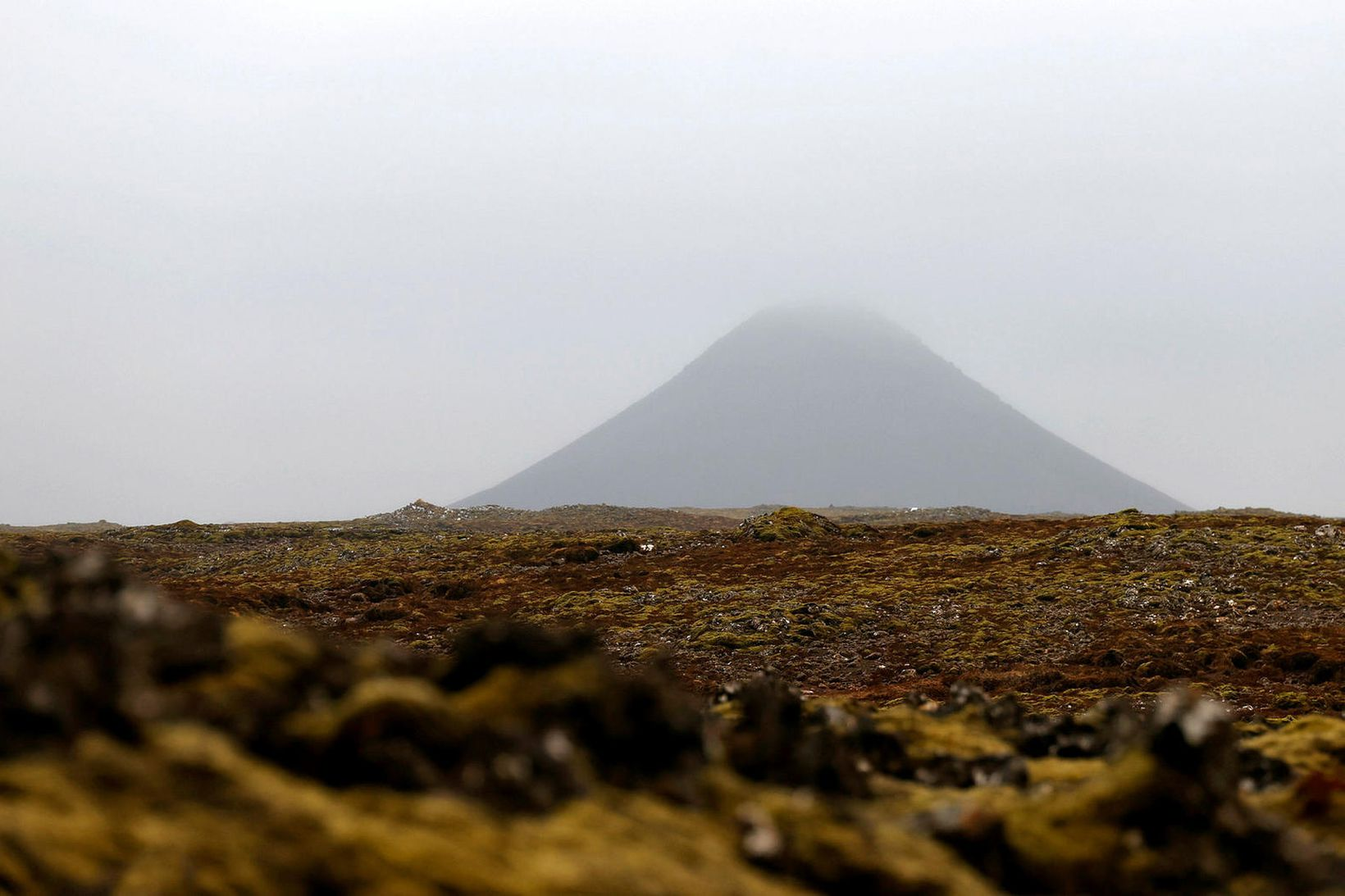 Óróinn og virknin á skjálftasvæðinu hefur dvínað.