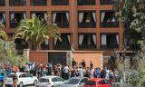 Íslendingarnir eru meðal eitt þúsund gesta hótelsins H10 Costa Adeje Palace á Tenerife sem nú …