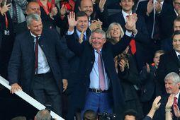 Sir Alex Ferguson nýtur geysilega mikillar virðingar.
