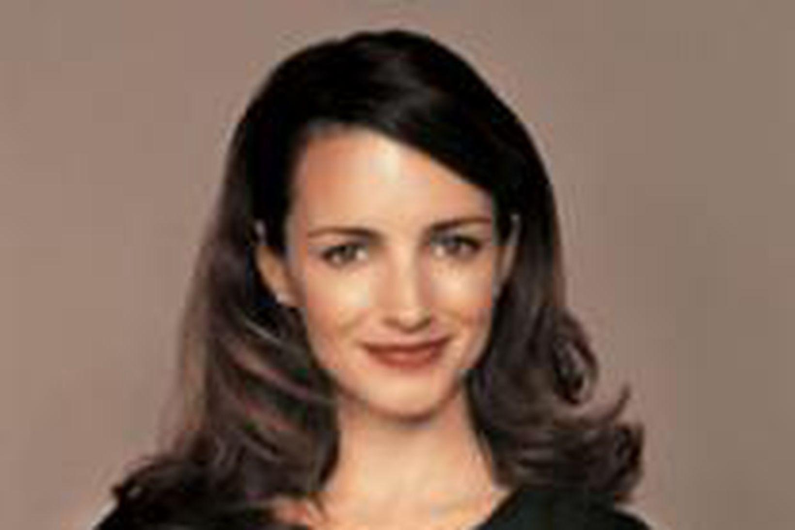 Kristin Davis.