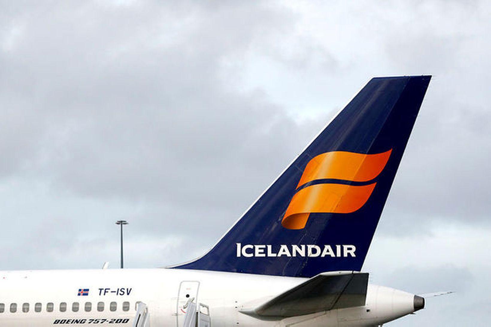 Icelandair tekur Boeing 757-200-vél á leigu fram í lok september.