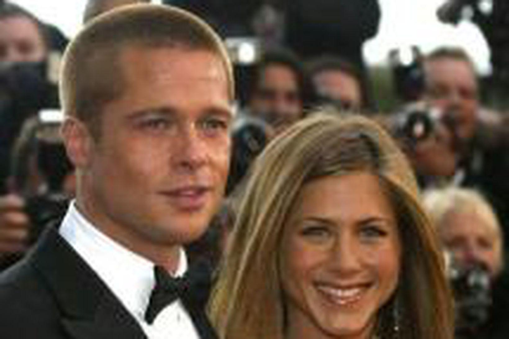 Vinir Brad og Jennifer segja að þau muni ef til …