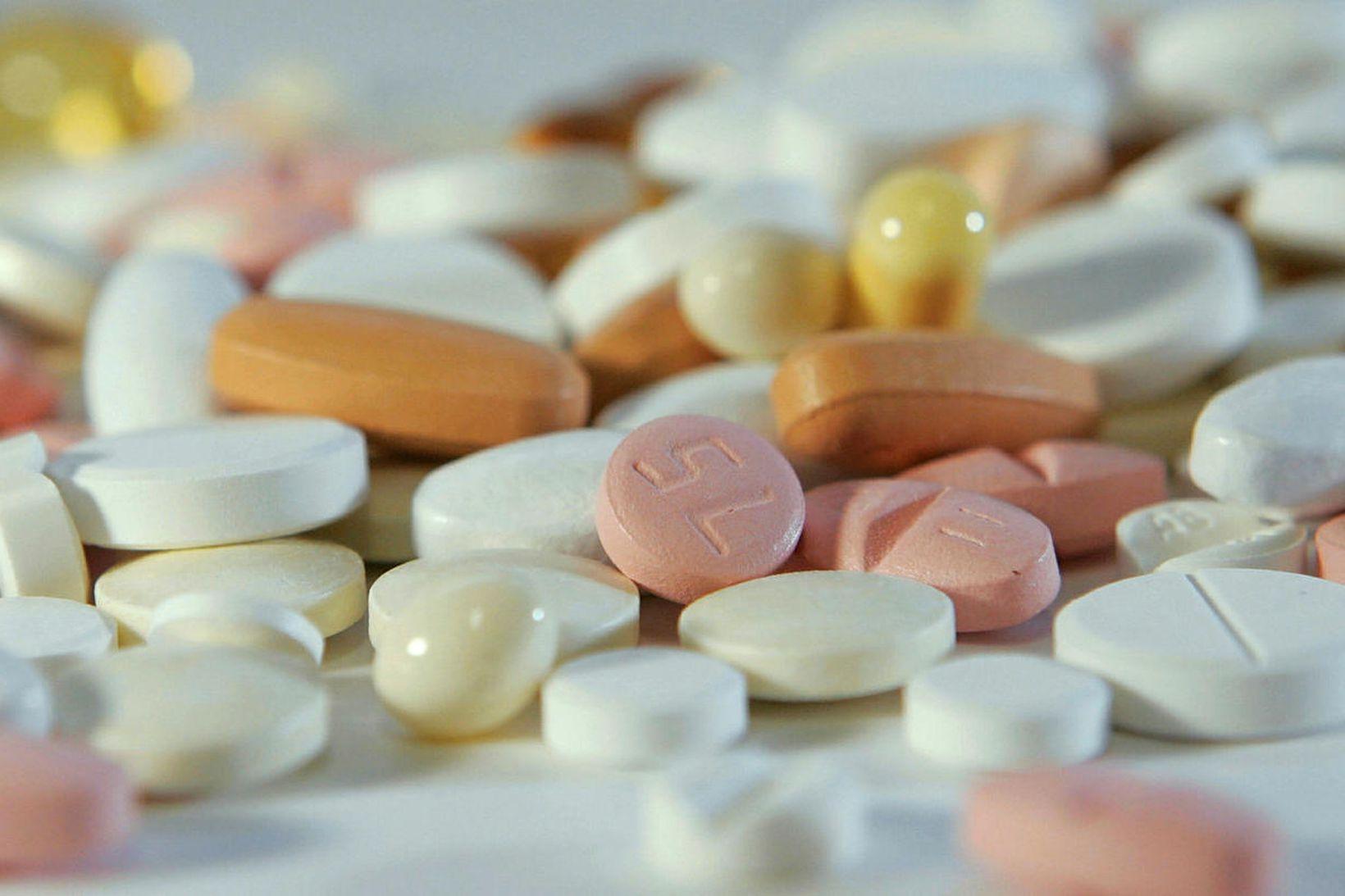 Árið 2010 fengu 3% af yngri en 18 ára ADHD-lyf. …