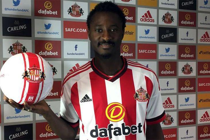 Dame N'Doye er kominn til Sunderland sem lánsmaður frá Trabzonspor í Tyrklandi. Hann er þrítugur ...