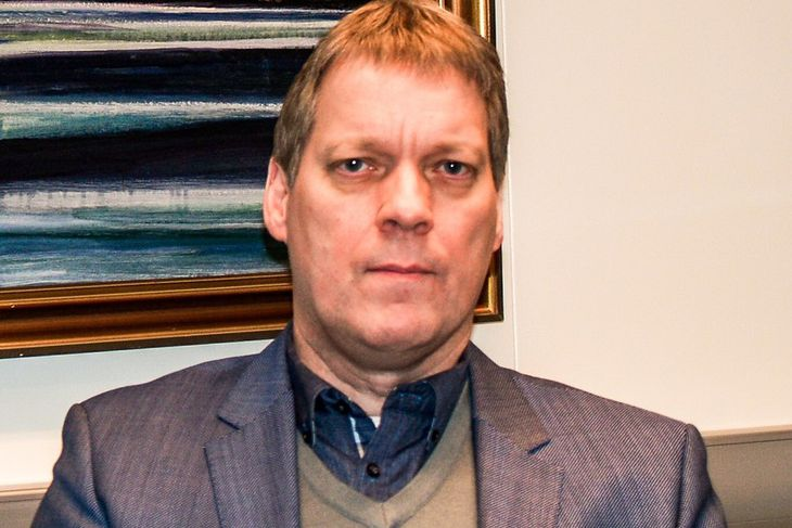 Stefán Logi Haraldsson.