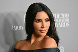 Kim Kardashian West heimsótti Julius Jones á dauðadeildina á mánudag.