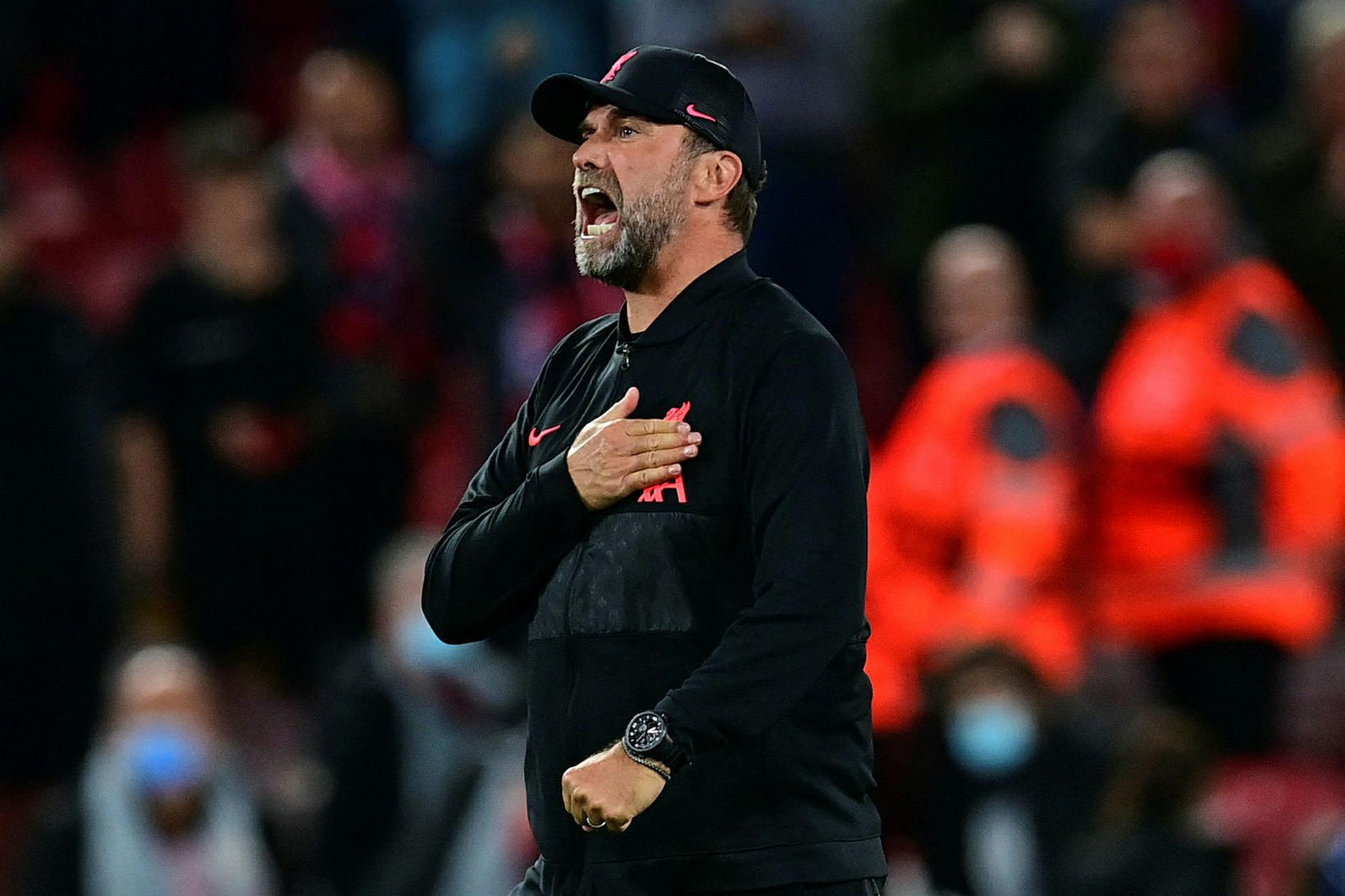 Jürgen Klopp, knattspyrnustjóri Liverpool, hatar að tapa.