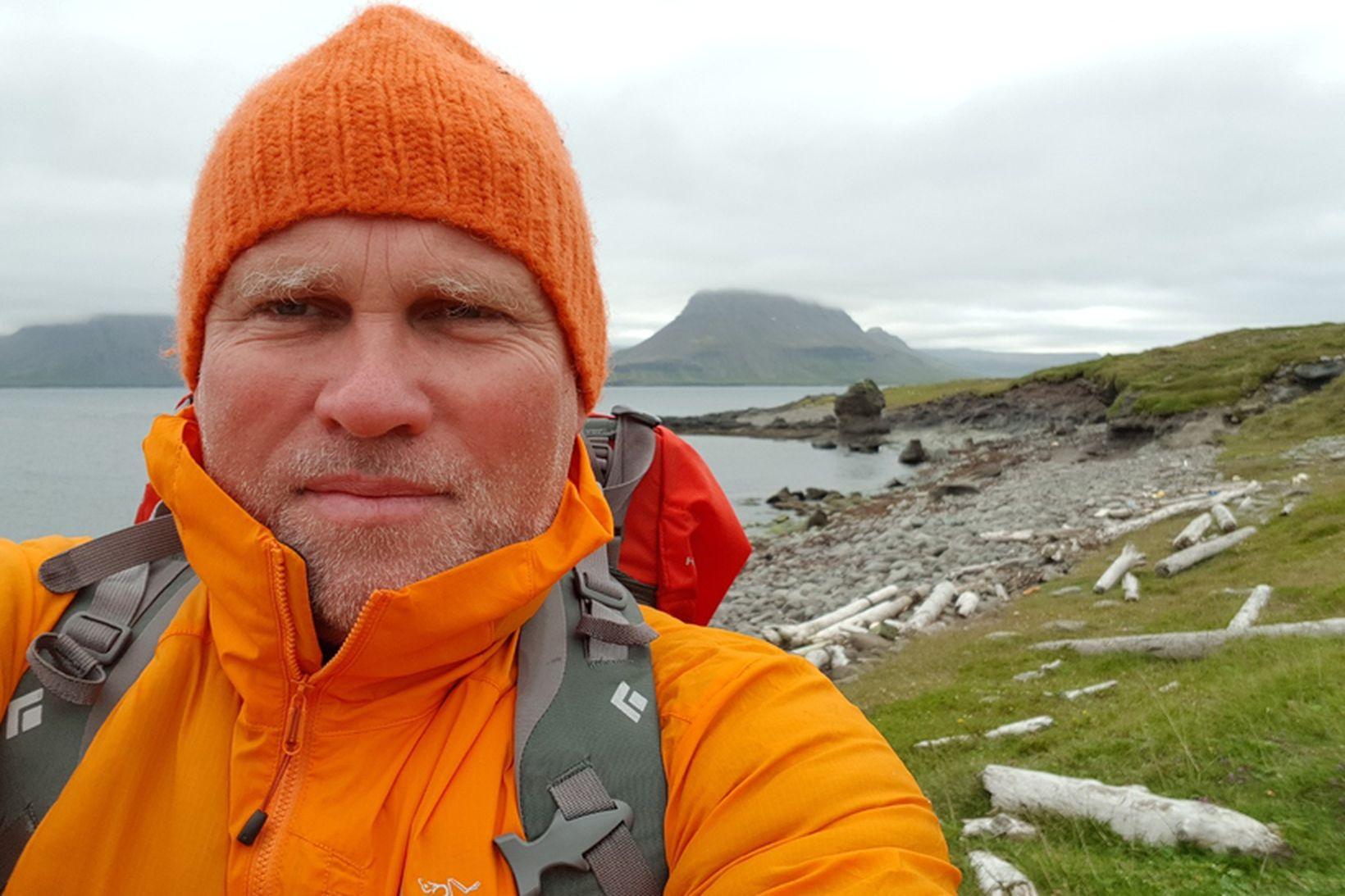 Páll Guðmundsson, framkvæmdastjóri Ferðafélags Íslands, fer á hverju ári í …