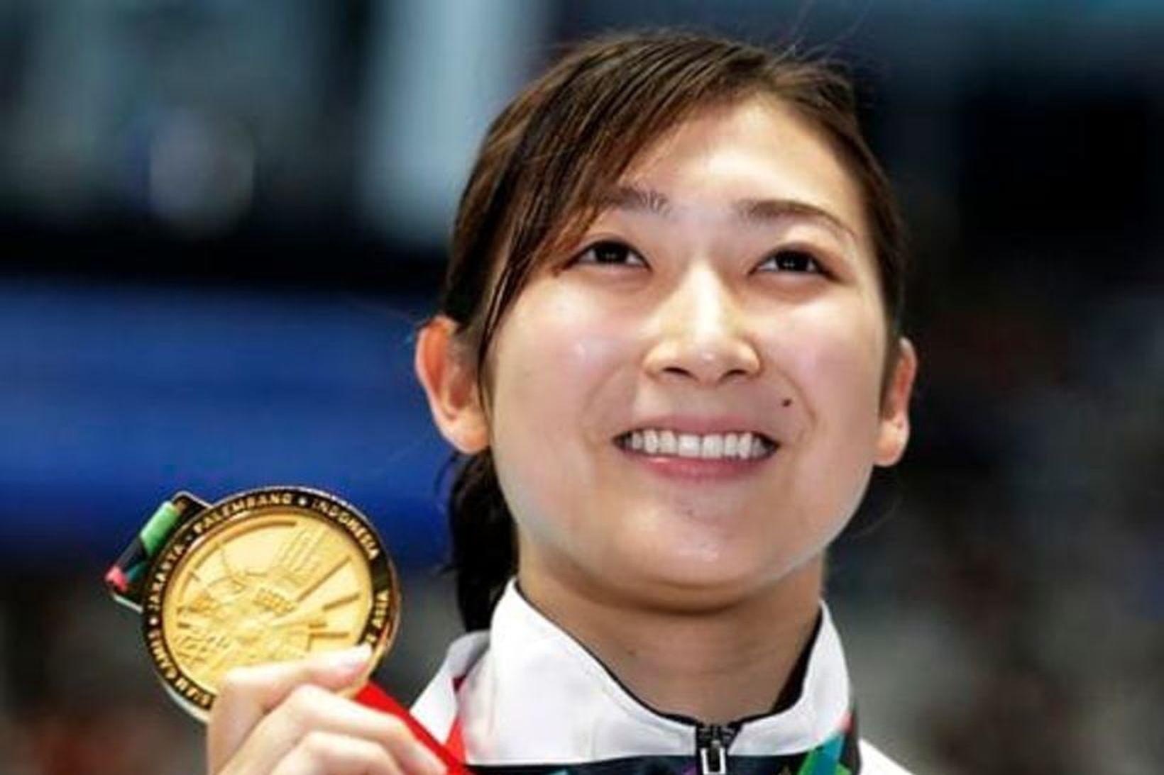 Rikako Ikee.