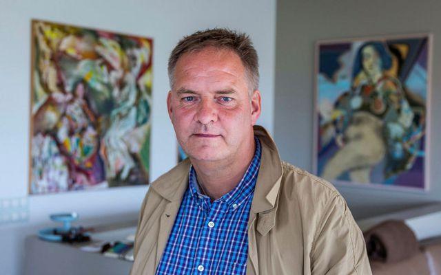 Gylfi Dalmann Aðalsteinsson vinnumarkaðssérfræðingur við HÍ.