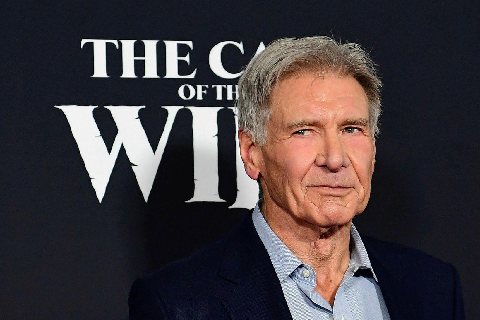 Harrison Ford er enn að.