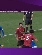 Mörkin: Lygilegur fyrsti sigur Man. United