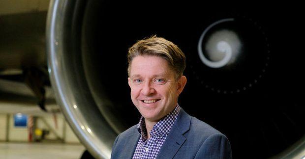 Bogi Nils Bogason, forstjóri Icelandair