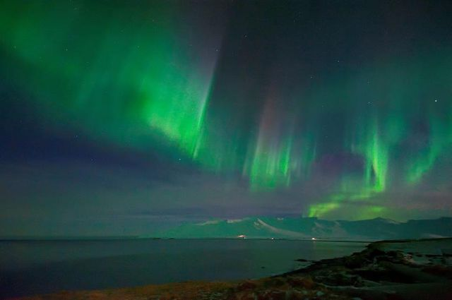 New Northern Lights Research Centre To Open Iceland Monitor