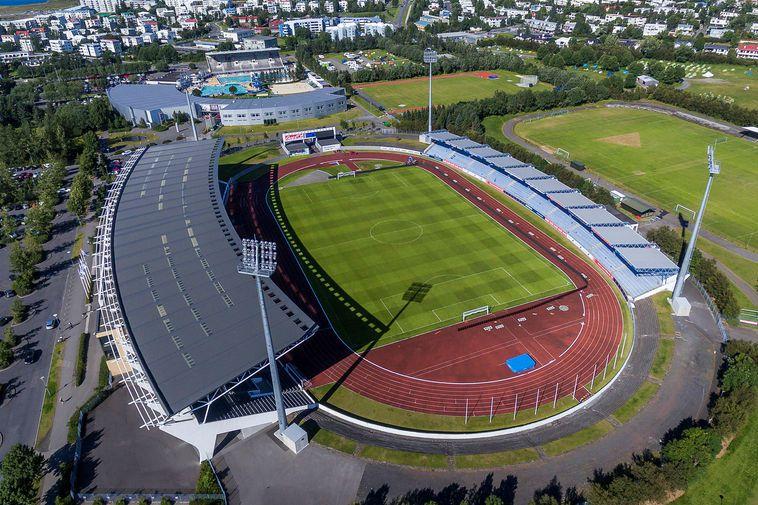 Laugardalsvöllur stadium.