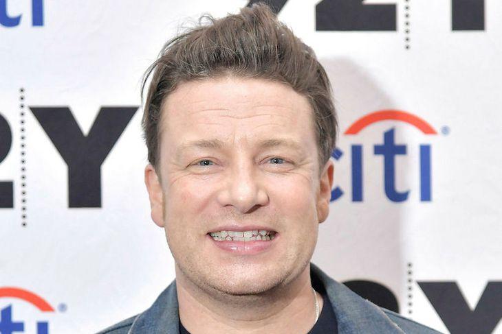 Jamie Oliver tók svefninn í gegn.