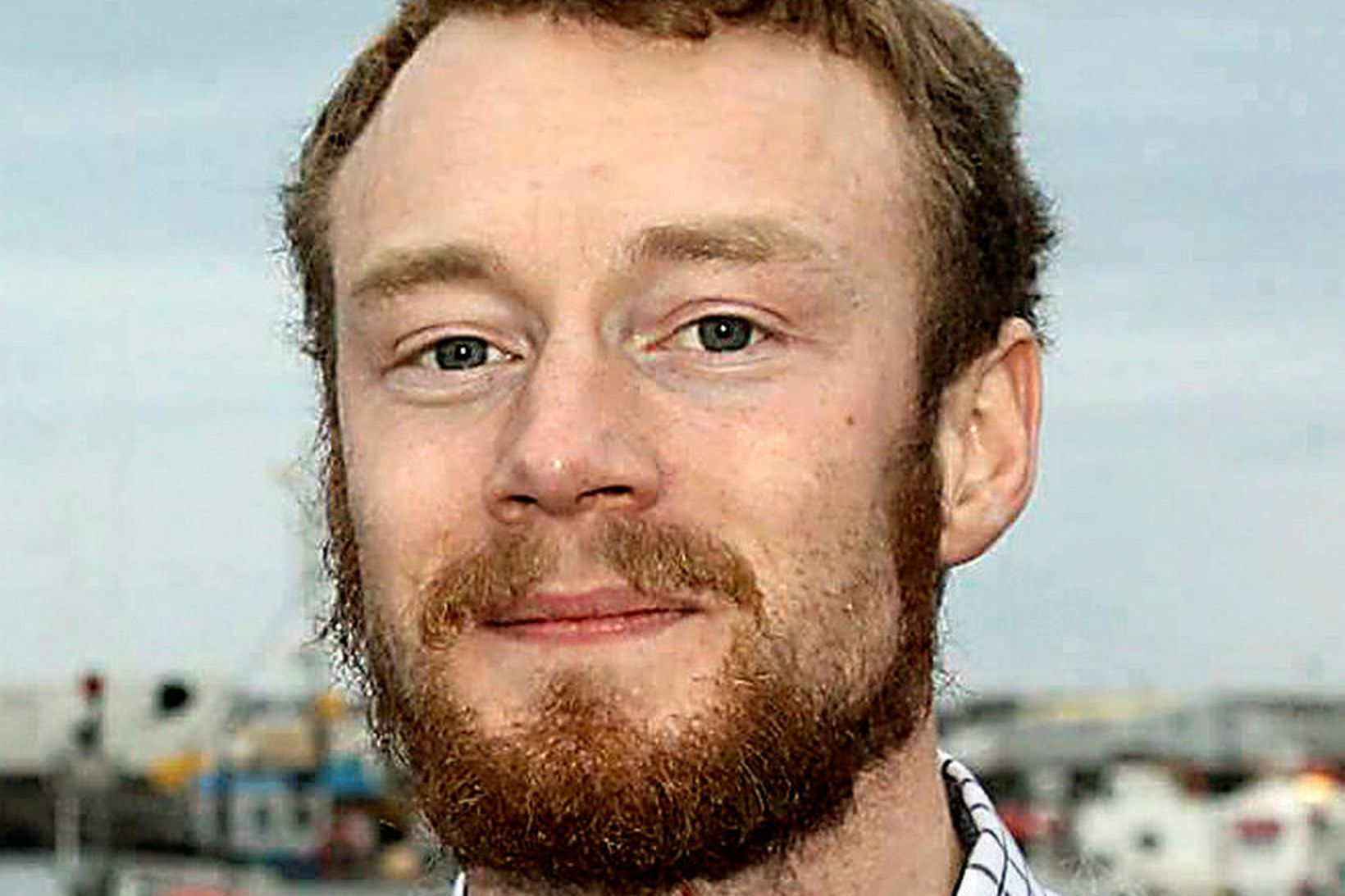 Þórólfur Júlían Dagsson.