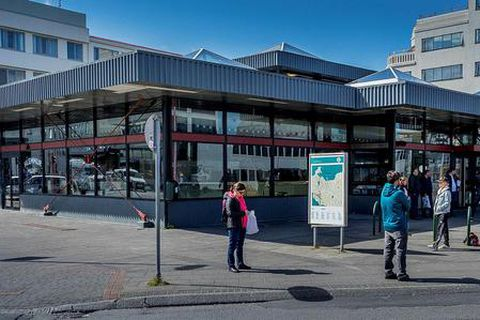 Hlemmur, a former bus central is now turning into a food hall, and the whole area around the square will be the focal point of this year's Culture Night.