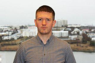 Kristján Þórður Snæbjarnarson, talsmaður iðnaðarmanna í kjaraviðræðum.
