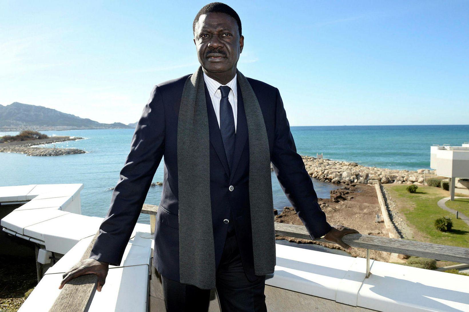 Pape Diouf var forseti Marseille á árunum 2005 til ársins …