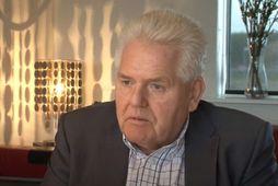 Hallgrímur Magnússon heitinn hafði sterkar skoðanir á heilsufari fólks.