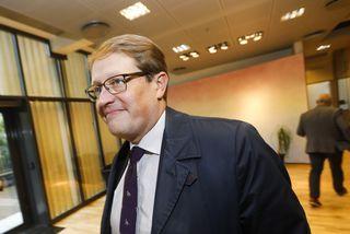 Birgir Ármannsson alþingismaður.