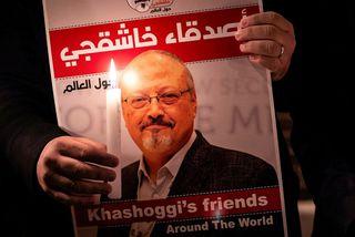 Jamal Khashoggi var myrtur 3. október. Hann virðist hafa áttað sig á að eitthvað var ...